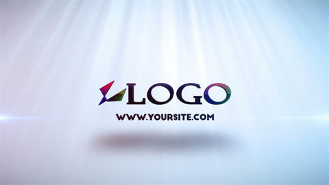 Summertime Logo Clean presentation After Effects Template