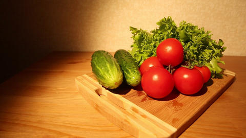 Various Raw Vegetables