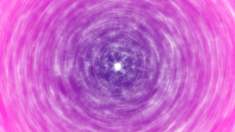 Abstract Rotating Smudged Color Animation - Loop Purple Animation