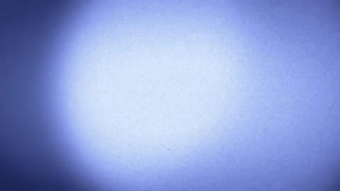 Noise effect blue ink loop Animation