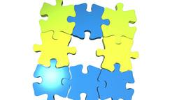 puzzle animation Animation