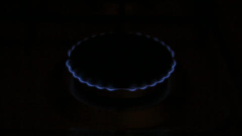 Gas Oven Fire 0
