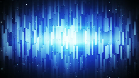 abstract sequences blue loopable background 4k (4096x2304) Animation