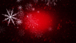 Walking Dead X Mas Snow Background v 2 Animation