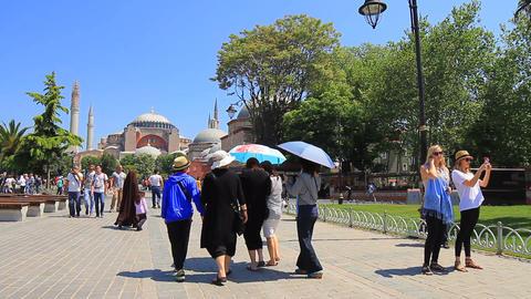 Istanbul Travel Footage