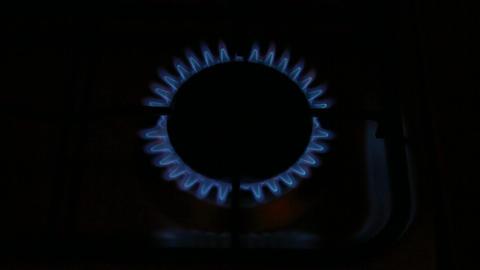 Gas oven thrust adjustment Footage