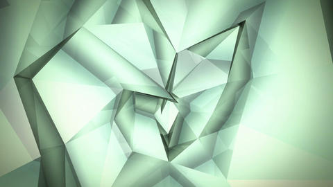 Low-Poly Background Animation