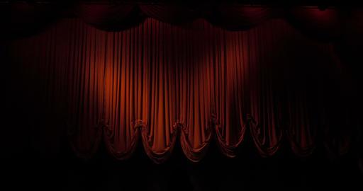 curtain 03 Footage
