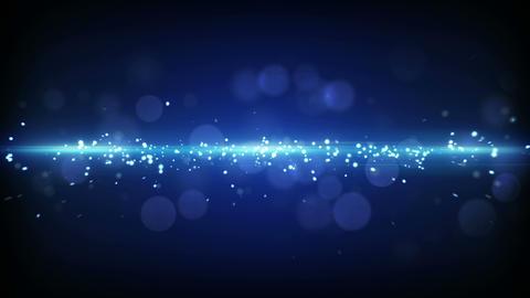 blue light stripe futuristic seamless loop background 4k (4096x2304) Animation