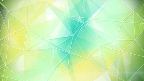 cyan and yellow triangles pattern seamless loop 4k (4096x2304) Animation