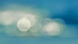 Abstract Background From Defocused Flickering Water stock footage