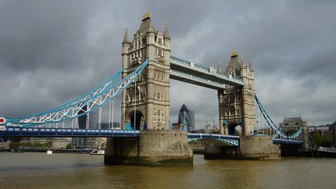 Tower Bridge Footage