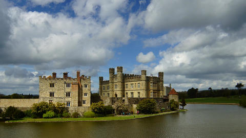 Leeds Castle #5 stock footage