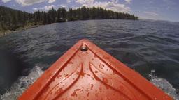 Kayak POV Adventure Land Ahoy Live Action