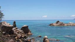 seychelles beach, Live Action