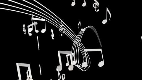 music CG動画