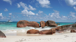 seychelles beach Live Action