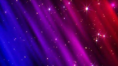Star Particle B Fw 4 K CG動画