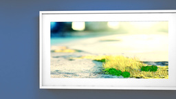 Animated of picture in frame Animation