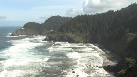 Ocean Waves at the Beach Stock Video Footage