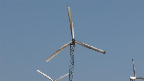 Windmills Clean Energy