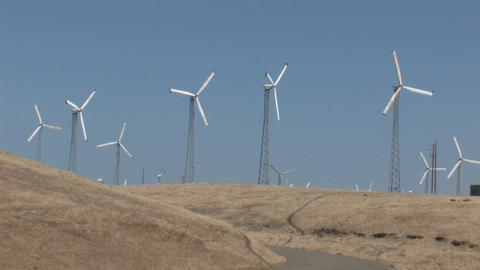Windmills Clean Energy 1