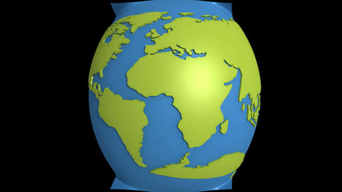 continental drift 11 Animation