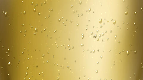 champagne bubbles Stock Video Footage