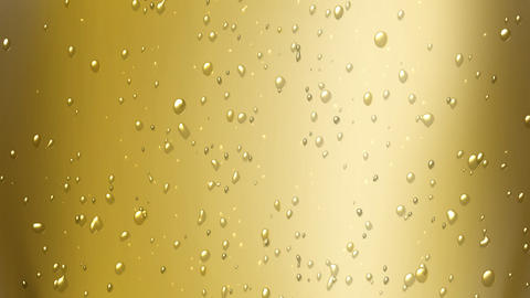 champagne bubbles Animation
