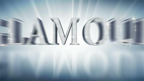 diamond glamour Stock Video Footage