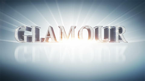 diamond glamour Stock Video Footage