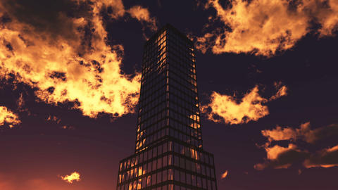 Building Stock Video Footage
