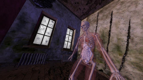 Zombie Stock Video Footage