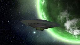 UFO Stock Video Footage
