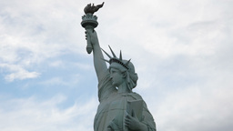las vegas statue liberty Footage