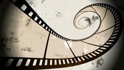 Film reel loop animation Animation