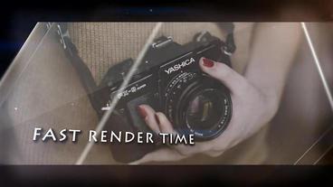 Elegant Boken Slideshow 2 After Effects Template