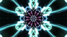 サイケデリックな炎のトンネル Animation