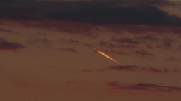 Airplane 21 stock footage