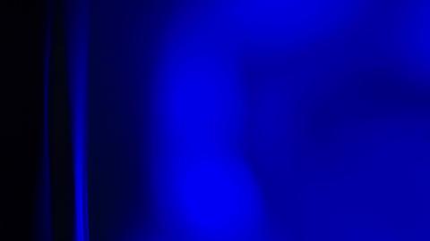 Blue defocused light background Footage