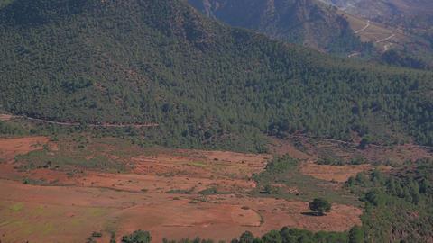 Morrocan Atlas Mountains Footage