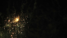 fireworks colorful Footage