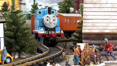 Toy Trains 1