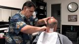 Senior Haircut Footage