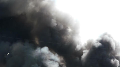 smoke Stock Video Footage