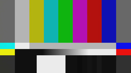 ripped screen color bar Stock Video Footage