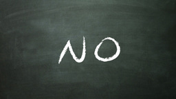 yes and no Animation