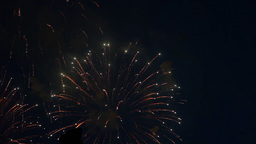 Firework Stock Video Footage