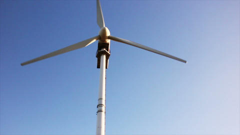 Windmills 4 HD1080p Stock Video Footage