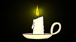 CANDLE LIGHT Animation